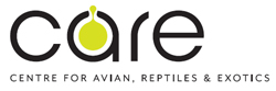CARE • Avian and Exotic only Veterinary clinic Logo